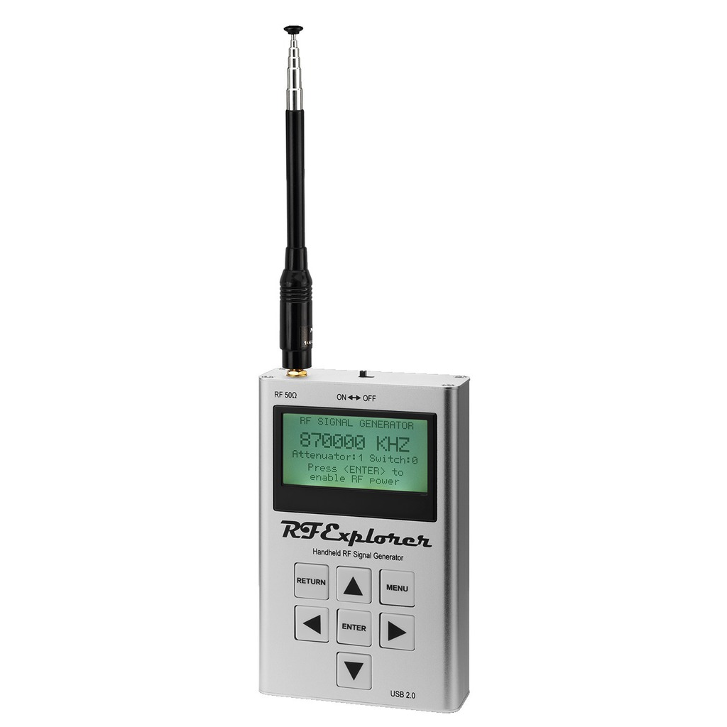 Frekvens generator – RF-GENERATOR1