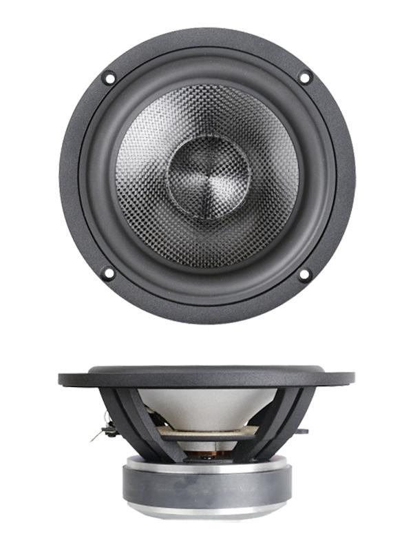 "SB Acoustics 17CRC35-4ohm   6,5"" midwoofer, 35mm VC thumbnail"