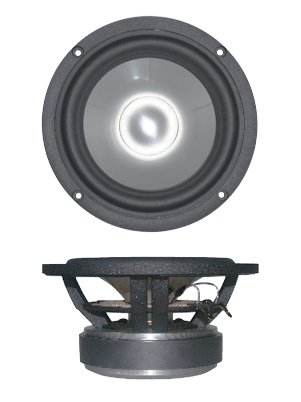 "SB Acoustics 15NAC30-4ohm  6"" midwoofer, 30mm VC thumbnail"