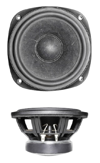 "SB Acoustics 16PFC25-4ohm  6"" midwoofer, 25mm VC thumbnail"