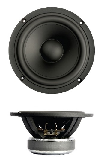 "SB Acoustics 17NRXC35-4ohm   6,5"" midwoofer, 35mm VC thumbnail"