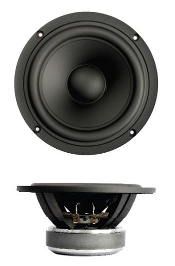 """SB Acoustics 17NRX2C35-4ohm  6,5"""" midwoofer, 35mm VC thumbnail"""