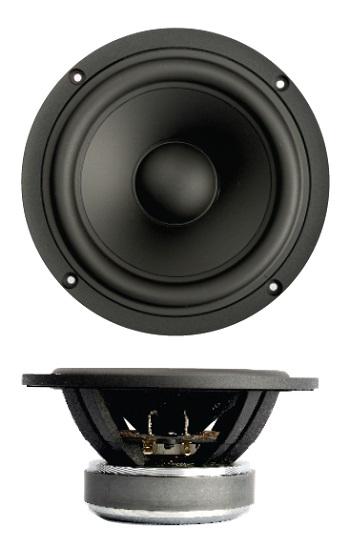 """SB Acoustics 17NRX2C35-8ohm  6,5"""" midwoofer, 35mm VC thumbnail"""