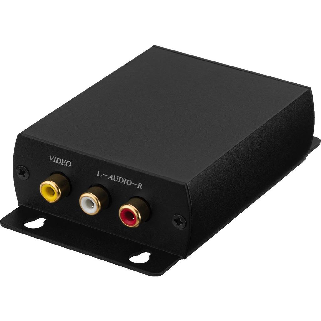 Image of   HDMI converter HDMI signal til AV signal RCA phonstik - HDRCA-100CON