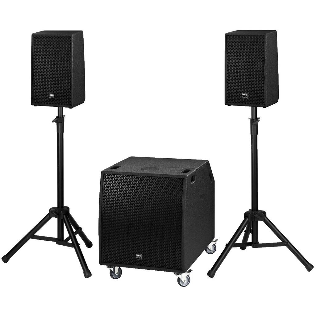 PROTON-18NEO PA-højttalersystem aktiv img stageline