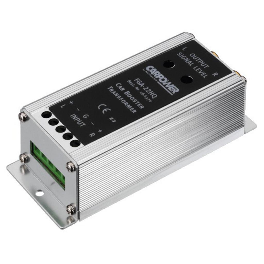 Image of   FGA-22HQ Line-adapter Fra højttaler udgang til phonostik