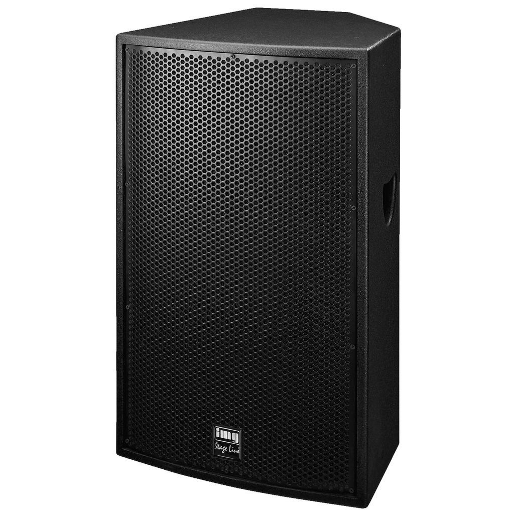 PA-højttaler med rigtig god lyd 350 Watt - PAB-215MK2 imgstage line