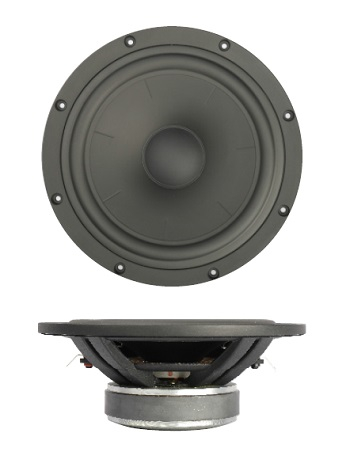 "SB Acoustics 23NBACS45-8ohm  8"" woofer 45mm VC thumbnail"