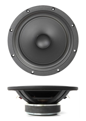 "SB Acoustics 23NRXS45-4ohm 8"" woofer 45mm VC thumbnail"