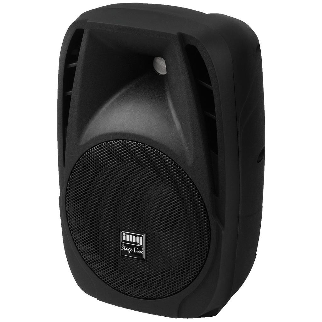 Aktiv Bluetooth højttaler 8″ Bas 120 Watt – PAK-8DMP