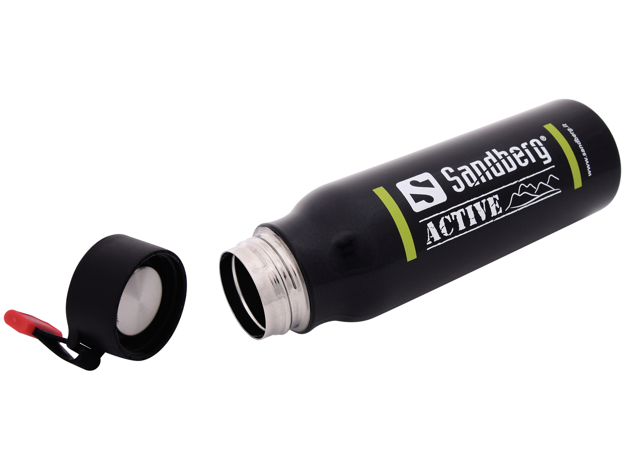 Image of   Sandberg Active Thermos Drinking Bottle
