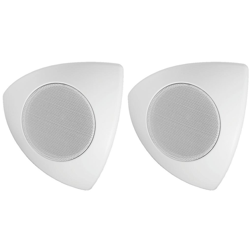 Hjørne højttalersæt -MKS-48/WS