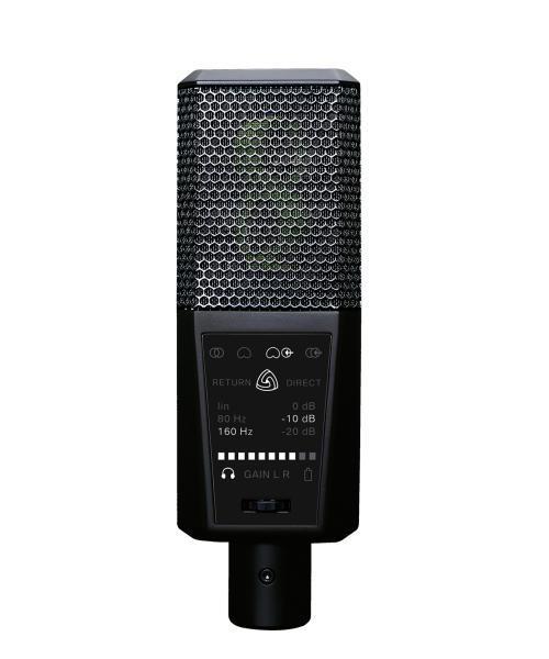 Lewitt DGT650 USB mikrofon