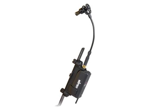 Mipro Trådløs mikrofon sender m/beslag til Cajon 24 GHz