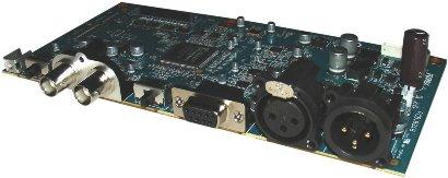 Fostex tc/sync card f. dv824