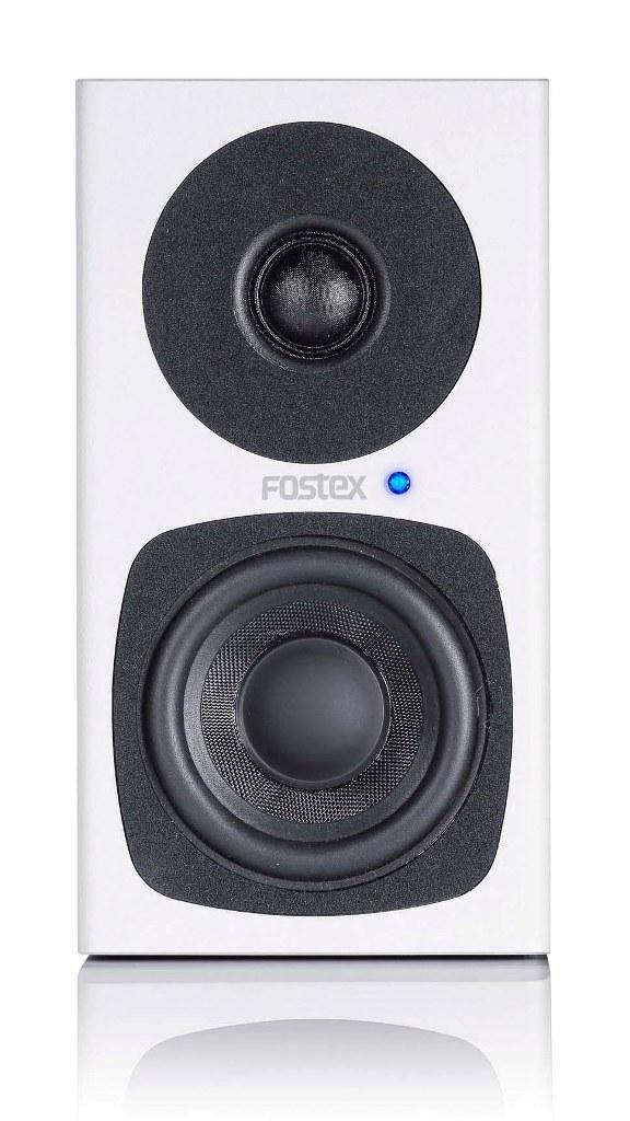 Fostex PM0.3 Studiomonitor sæt (2 stk) Hvid