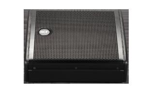 RCF Scene monitor NX 10-SMA Aktiv 2-vejs coaxial 400W