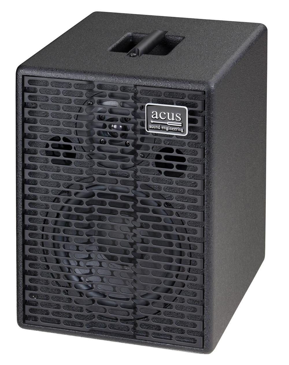 Image of Acus One4All allround instrument forstærker 200W, Sort