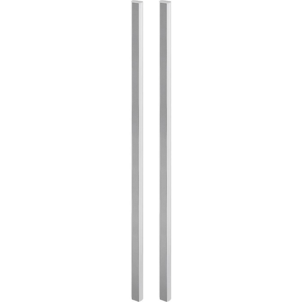 Ela højttaler slimline  2 stk - ETS-120SL/WS