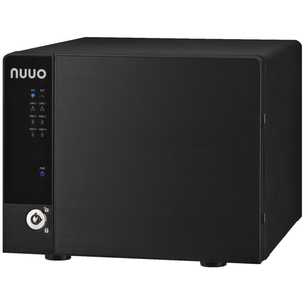 NVR-208 NVR-208 Netværksoptager