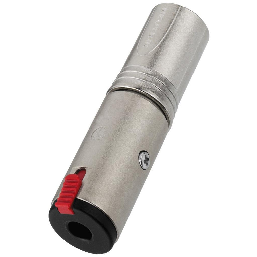 Billede af Neutrik jackstik til XLR adapter - NA-3MJ