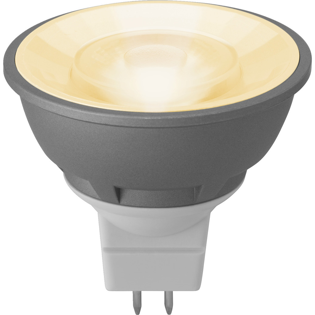 Billede af Varm Hvid LED GU5.3 DC12 volt 5,5 watt - LDR4-166/WWS