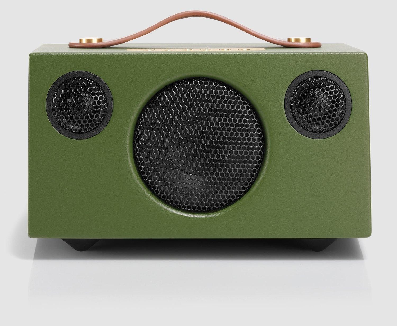 Billede af Audio Pro addon T3 Aktiv bluetooth højttaler med batteri Grøn