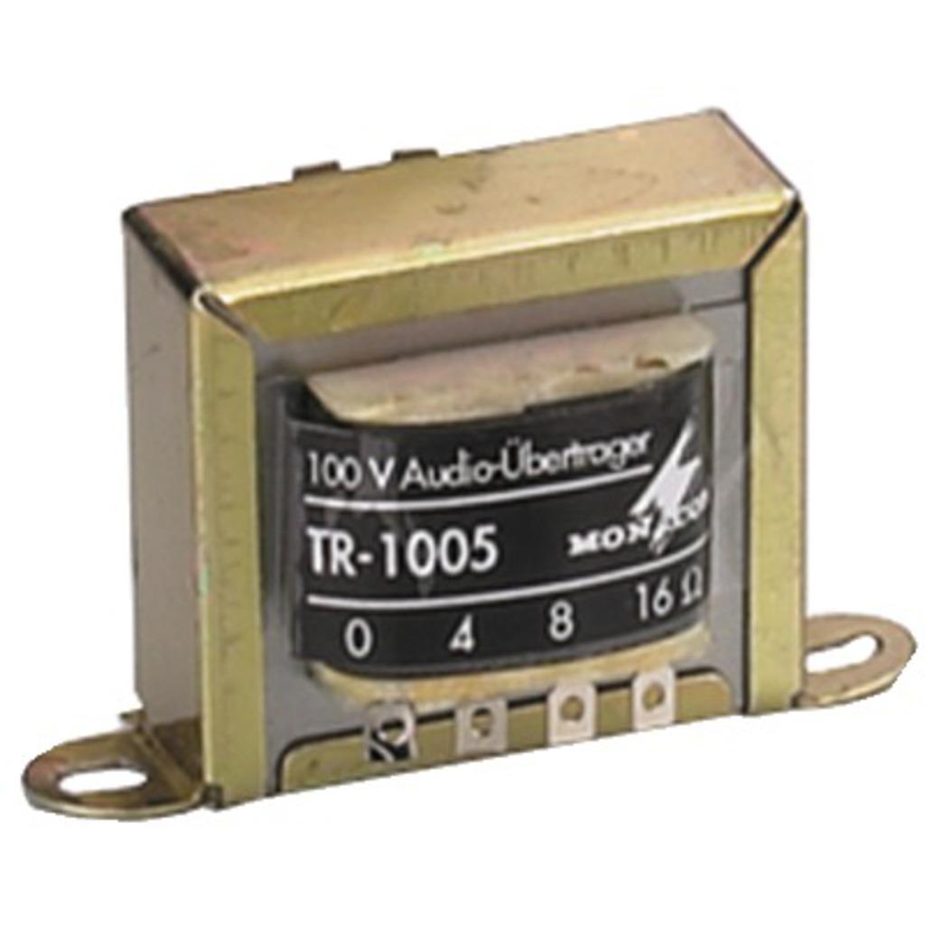 Linietrofo til 100 volts højttaler