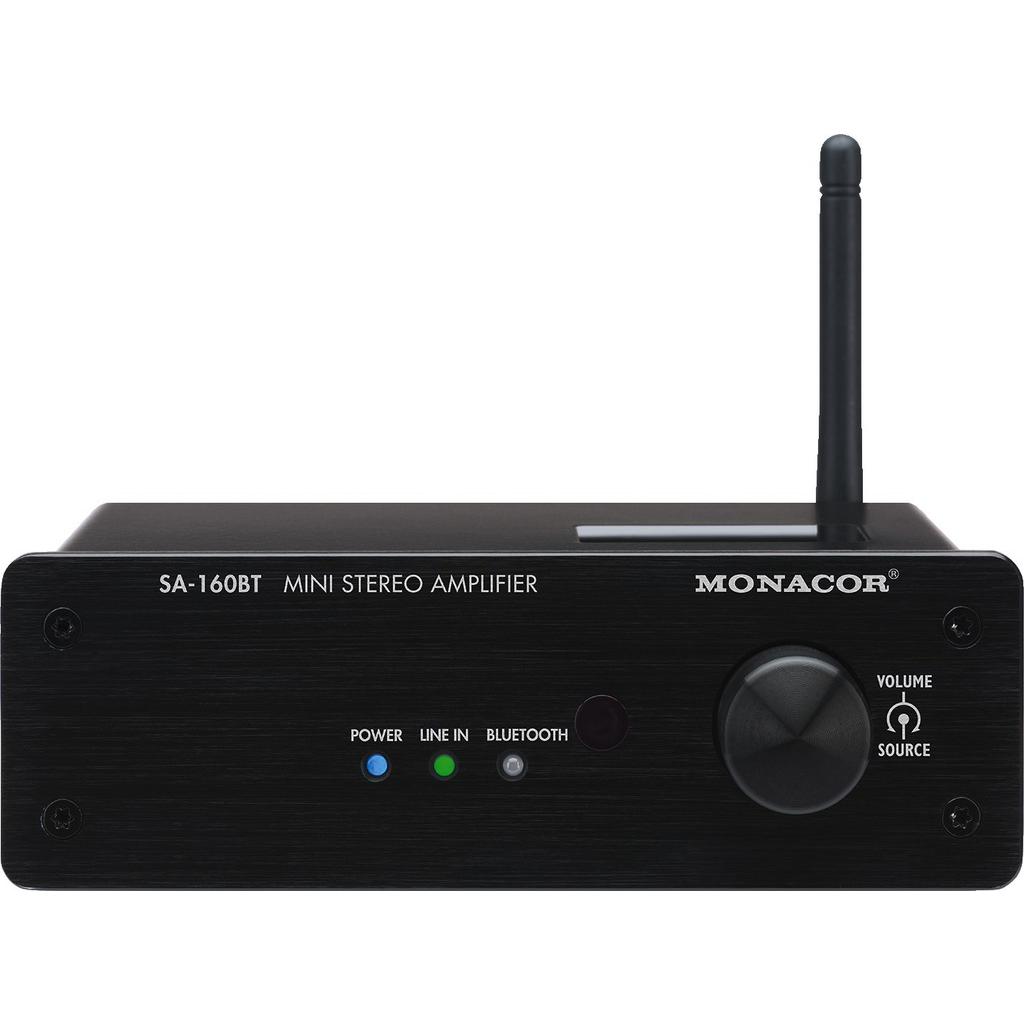 Bluetooth forstærker - SA-160BT