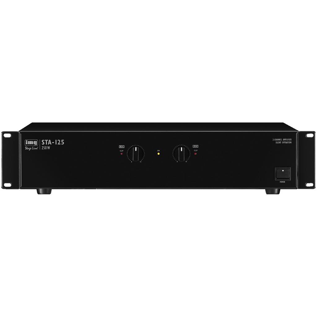 Forstærker 2 kanal – STA-125