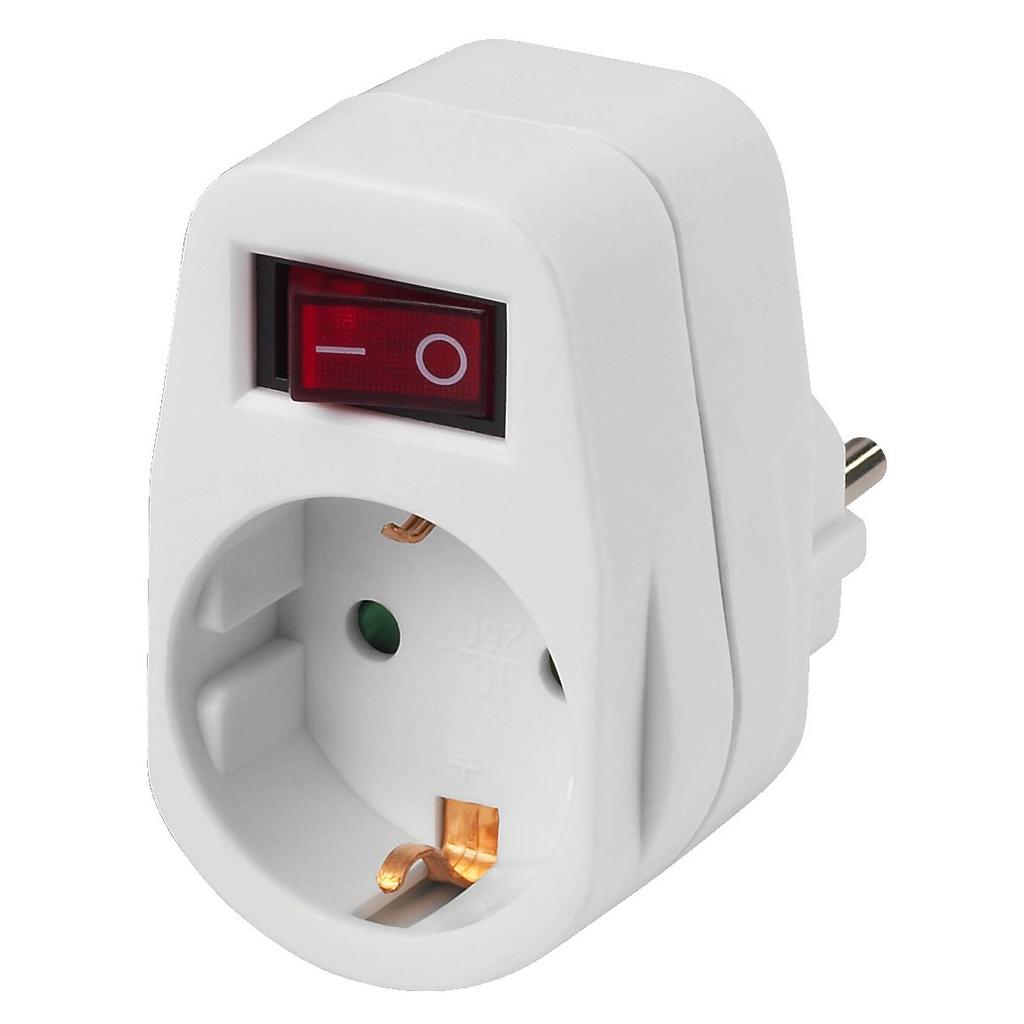 Tænd / Sluk adapter 230 volt - MEP-1S