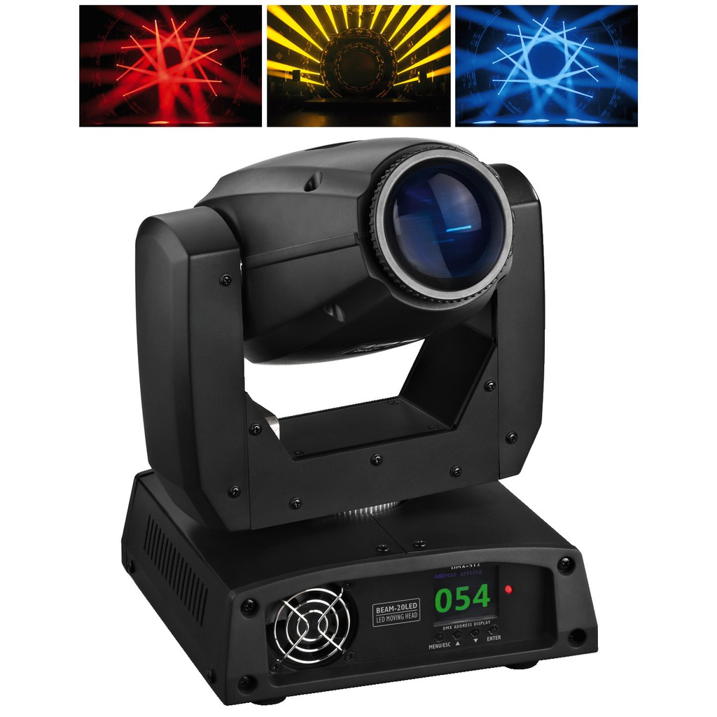 Billede af BEAM-20LED LED Moving Head Beam