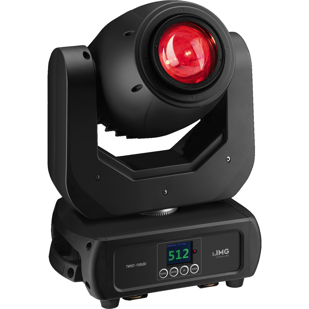 LED moving head – TWIST-150LED