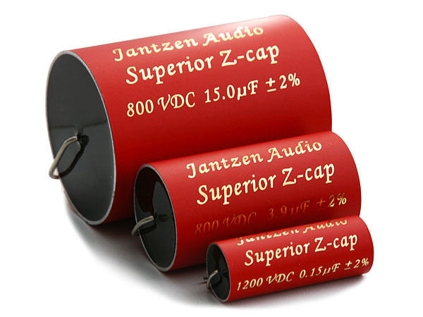 Image of   10,00 uF Superior Z-cap