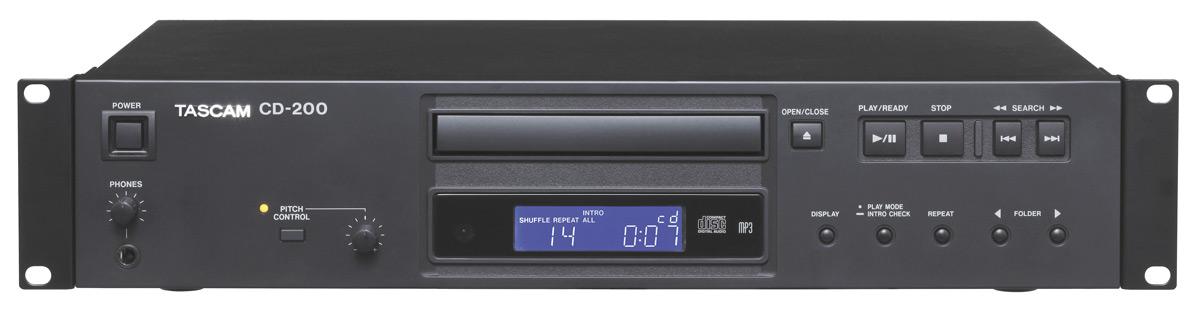 Tascam CD-200 CD afspiller