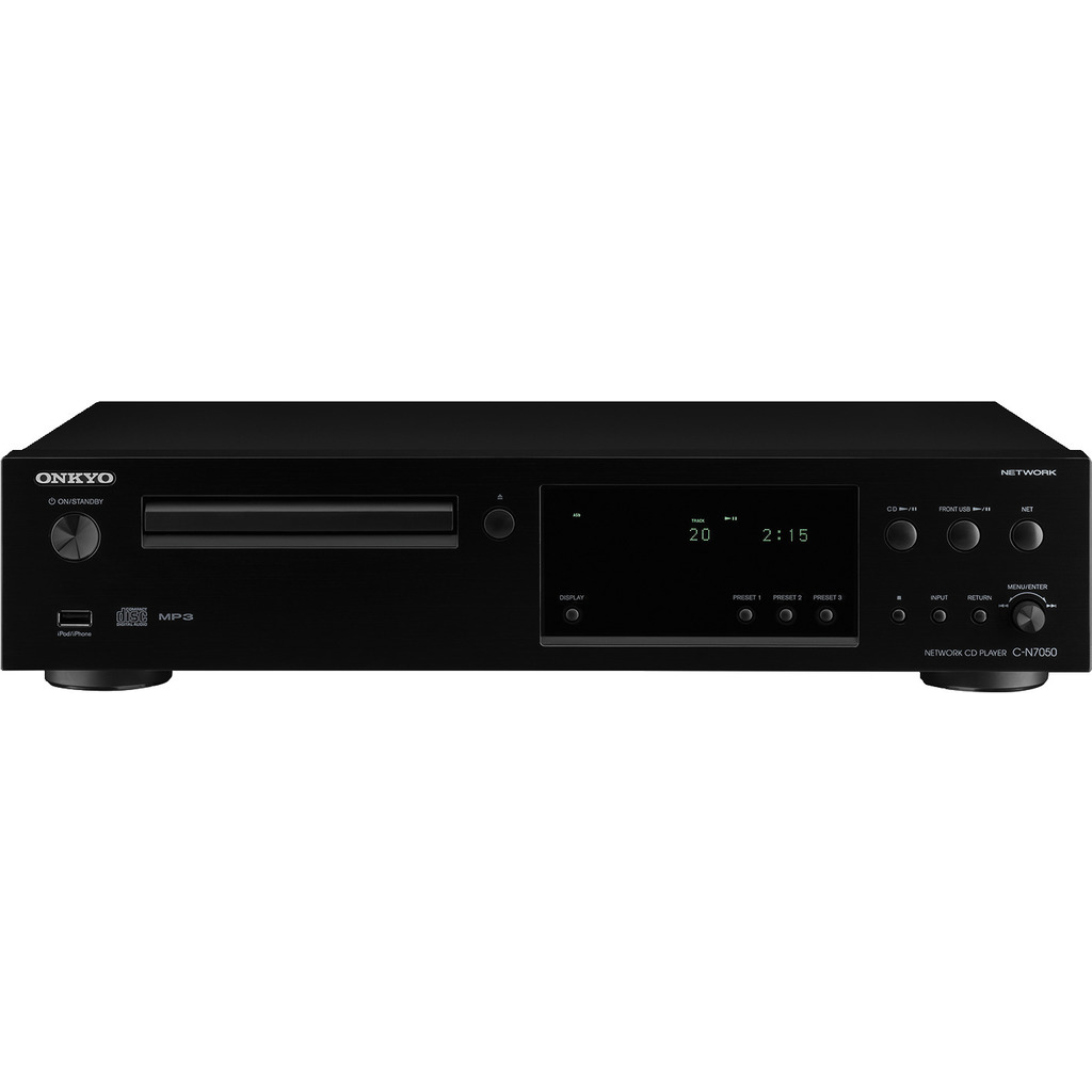 Netværks CD-afspiller Onkyo CN-7050
