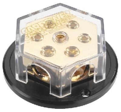 CPD-6G 4 vejs strømfordelerboks thumbnail