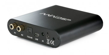 MiniDSP 2x4HD DSP og DAC