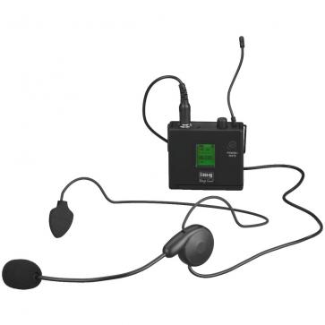 Trådløs bøjle mikrofon med lommesender TXS-81SX