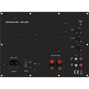 SAM-300D Digitalt forstærkermodul 420Wmax