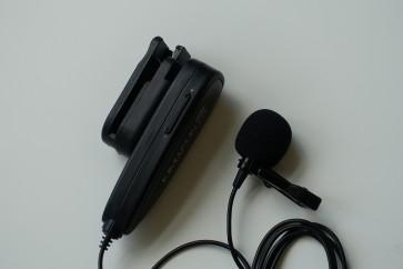 Trådløs knaphuls mikrofon - KM-G130