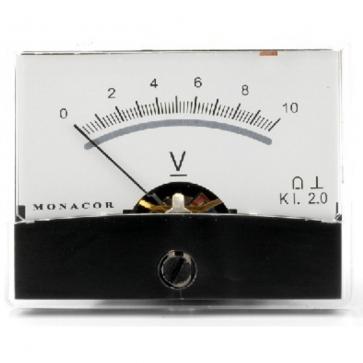 PM-2/10V Panelmeter 10 volt