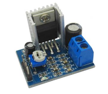 Mini forstærker board