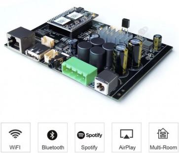 Arylic Up2Stream Amp trådløs forstærker board til multirumslyd