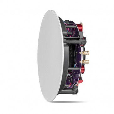 """HiVi VQ8-SC Stereo Indbygningshøjttaler 8"""" sæt med 2stk"""