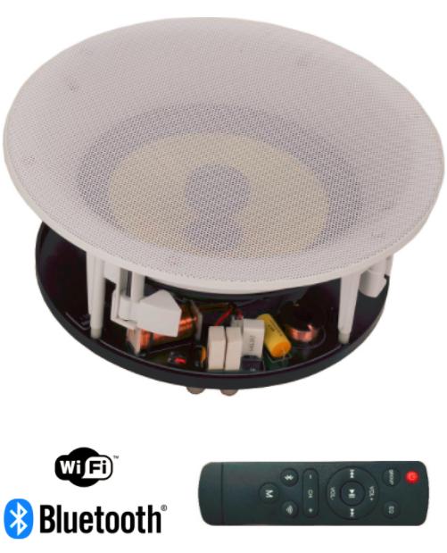 Sidste nye Bluetooth og Wifi aktiv Indbygnings-højttaler MSR-6WF CU-41