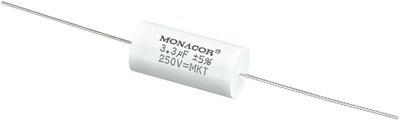 KONDENSATOR MKT 3,3µF 250V MONACOR   2x       18188