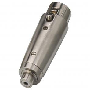 XLR-adapterXLR til RCA phono -  NTA-115