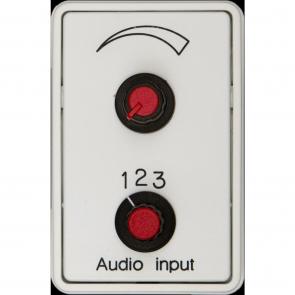 Fuga panel med omskifter og volume kontrol - ANT-8