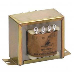 TR-1050LC Linietrafo til 100 volts højttaler systemer